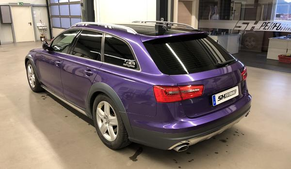 SH-Performance Oracal Violett Metallic